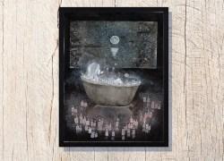 Oneiroi Bath Time Art Print (1)
