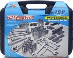 best mechanical tool sets - Channellock 39067 132 Piece Tool Set