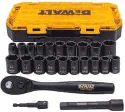 DEWALT Impact Socket Set