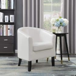 budget mid century modern living Room Furniture - BELLEZE Club Chair