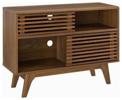 budget mid century modern living Room Furniture - Modway display stand