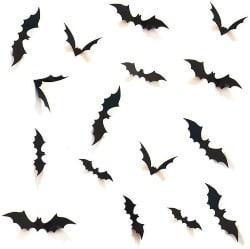 3D Bats Stickers (1)