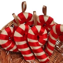 Candy Cane Christmas Decor (1)