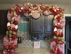 Christmas Door Garland (1)