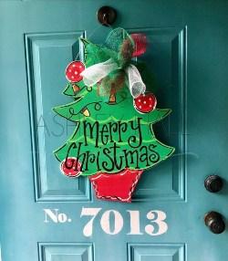 Christmas Door Hanger (1)