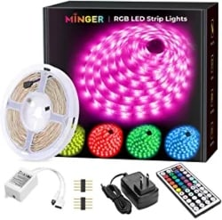 Color Changing LED Light Strips