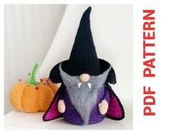 Crochet Gnome Pattern (1)