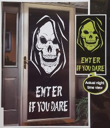 Florescent Door Cover