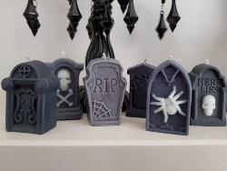 Gravestone Candles (1)