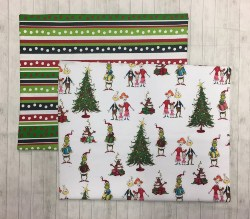 Grinch Christmas Placemat (1)
