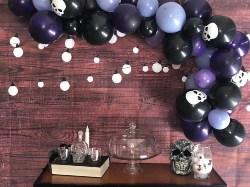 Halloween Balloon Garland DIY Kit (1)