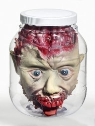 Head in Laboratory Jar (1)