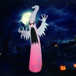 Outdoor inflatable Halloween decorations - 12 Foot Ghost