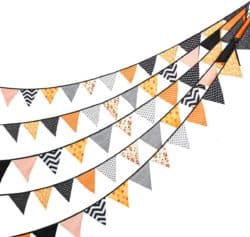 Outdoor vintage outdoor Halloween decorations - Fabric Banner