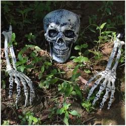 Realistic Skeleton Stakes (1)