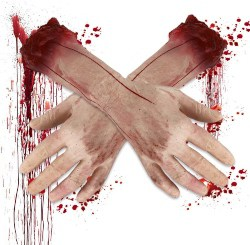 Severed Cut Hands (1)