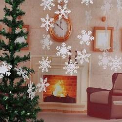 Snowflakes Garland (1)