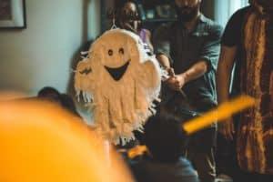 Vintage Halloween Decorations - Featured