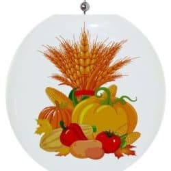 ceiling decorations for fall - Fall Harvest Ceiling Fan Pull