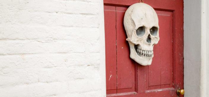 vintage halloween door decorations.jpg