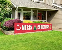 Large Christmas Sign