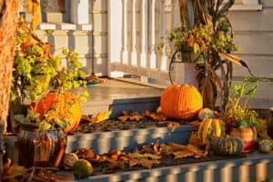 Thanksgiving decorations - Featured