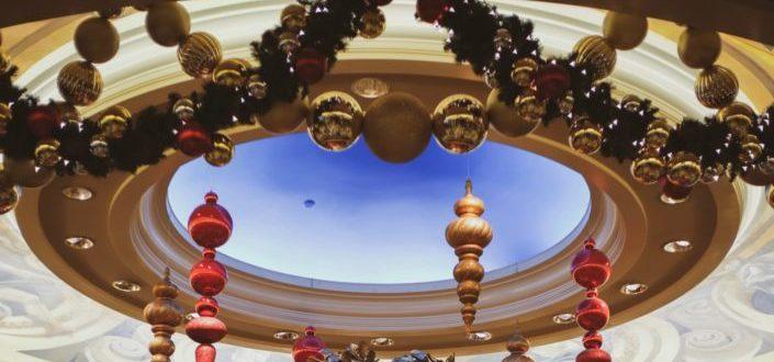vintage christmas ceiling decorations.jpg