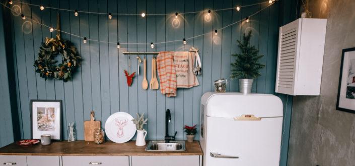 vintage christmas kitchen decorations.jpg