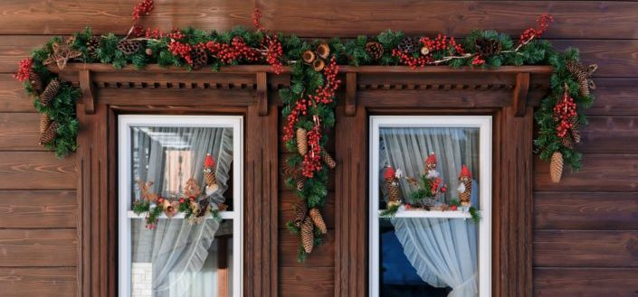 vintage christmas window decorations.jpg