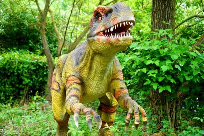 T-rex Dinosaur Statue